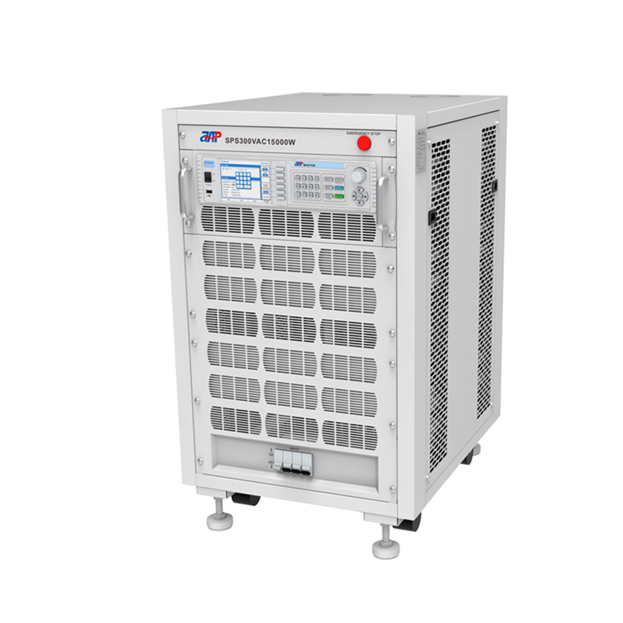 3 phase 15kw AC source system