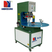 Customized for High Frequency Fabric Welding Machine Turntable style 5KW high frequency plastic welder supply to Spain Suppliers