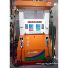 Zcheng Posto de gasolina série criativa dispensador de combustível 4 bico