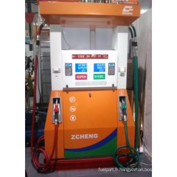 Station d'essence Zcheng Creative Series Fuel Dispenser 4 Buse