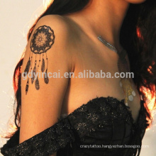 Hotselling Dream Catcher Design Tattoo Sticker