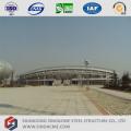 Stahlrohr-Binder-Struktur für Stadion-Stand-Halle
