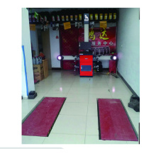 2monitor high precision 3d wheel alignment with car lift wheel balancer tire changer for sale