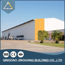 Durable prefabricated steel structure factory