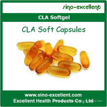 Pure Conjugated Linoleic Acid (CLA) Oil Softgel
