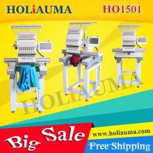 Nouvelles 15 couleurs Holiauma Single Head Machine à broder informatisée