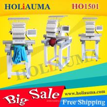 Holiauma New 15 Colors Single Head Computerized Embroidery Machine