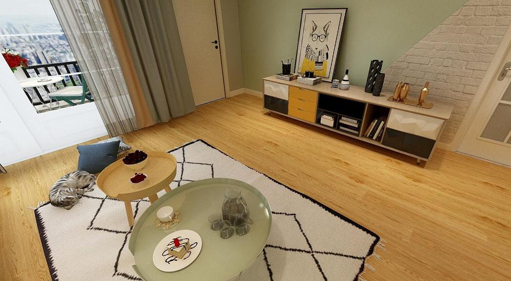 Oak Flooring Reclaimed