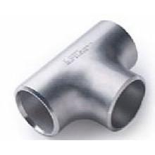 Равнополочный тройник из нержавеющей стали с PED 3.1