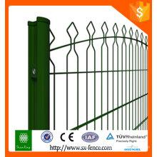 Puerta de metal Puertas metálicas modernas y cercas de diseño