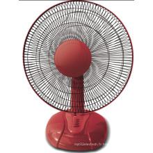 Bonne conception 12 Ventilateur de table à lame PP de 16 pouces 3