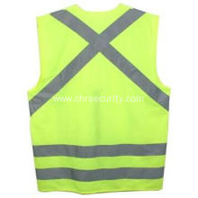 Custom elaborate reflective vest