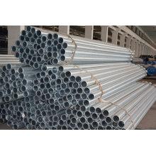 Tubo de acero galvanizado en caliente Q235