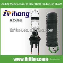 2In 2Out Dome / Vertical Fibra Óptica Splice Cierre