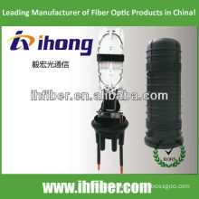 2In 2Out Dome/ Vertical Fiber Optic Splice Closure