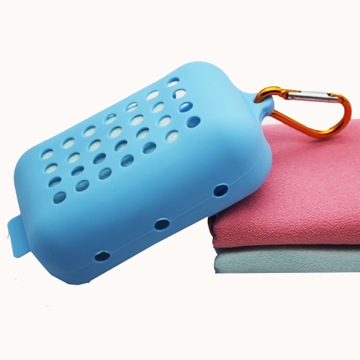 Customized Sports Towel Cooling Microfiber Cloth