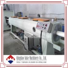 Ligne de production de tuyau d'eau de PVC en plastique de 20-630mm