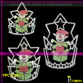 Hot Sale Christmas Crowns and Tiaras Cheap Crowns