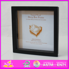2014 Hot Sale New High Quality (W09A020) En71 Light Classic Fashion Picture Photo Frames, Photo Picture Art Frame, Wooden Gift Home Decortion Frame