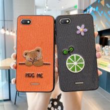 Роскошный чехол для телефона с вышивкой 3D модный мягкий