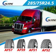 China fábrica de pneus de caminhão com DOT, ECE, Nom (11R22.5 11R24.5 295 / 75R22.5)
