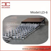 Bloco de estrada de tráfego de alumínio sistema de Spike Stinger (LZJ-6)