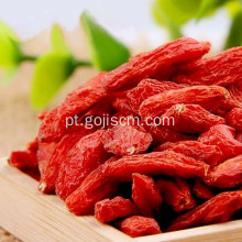BRC Certificated Sem enxofre Goji Berry