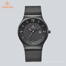 Men′s Quartz Watch with Mesh Band 72672