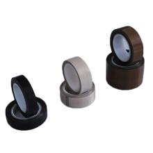 Cinta adhesiva de fibra de vidrio de PTFE para máquina de sellado