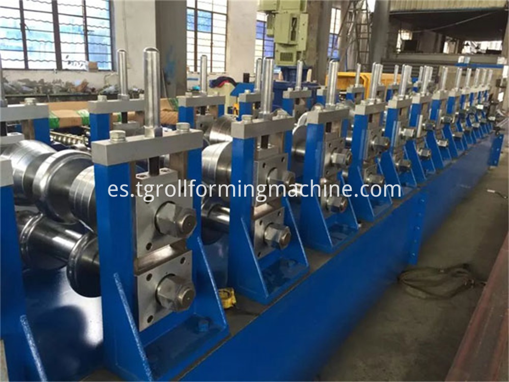 Steel Walk Board Roll Forming Line