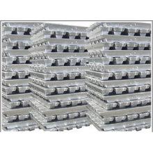 Lingote de Alumínio, 100% Alumínio Lingote Acabamento Usinagem Perfil de Alumínio