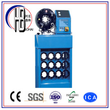 91 Máquina que prensa de la manguera hidráulica para la suspensión de aire