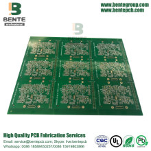 1oz Low Coût PCB ENIG 3u