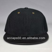 Chapeaux de snapback vierge en gros