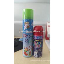 Beliebtester Karnevals-Schaum-Schnee-Spray / künstliche Schneeflocken