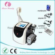 Bsl200 диодный лазер кавитации RF криолиполиз для похудения машина