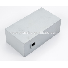 OEM different types aluminum alloy industrial part