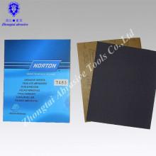 China-Fabrik-Preis-wasserdichtes abschleifendes Papier mit Norton-Qualität