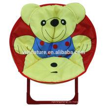 Cómoda silla Kids Moon para silla interior y exterior para niños