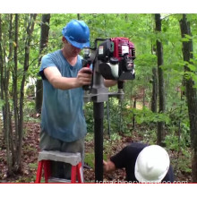 Fence Post Driver Jack Hammer by 4 Stroke