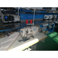 ZY1510AE Quilt hemming Single-needle compound feed three-synchronous Bedding cushions tatami machine