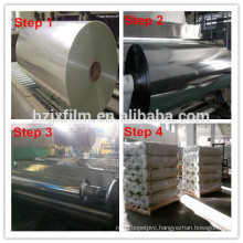 Aluminum Metallized PE Film with Water-proof