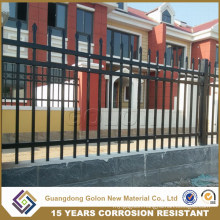 Aluminum Wrought Iron Fencing for Garden Decoration