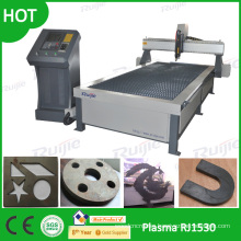 CNC Industry Plasma Cutter Machine Suit for Metal Rj1530