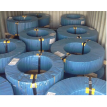 INOX 430 BA con bobinas de corte de papel