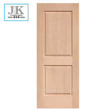 JHK-Project Style Two Panels Panel de puerta de haya interior