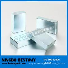 Block Shape Strong Neodymium Magnet