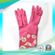 Cleaning Garden Work Latex Gloves with High Quality