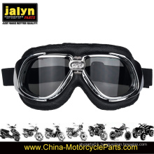 4481039 Fashionable ABS Harley Type Goggles for Motorcycle