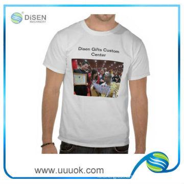 Pantalla personalizada camiseta de impresión